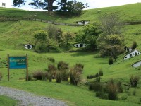 New Zealand tourism increases due to Hobbit movies