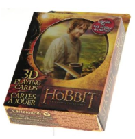 The Hobbit 3D card game