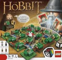 The Hobbit LEGO memory game